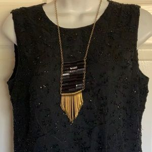 NWOT..ANN TAYLOR 100% silk embroidery top